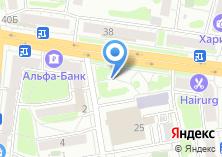 Компания «Трамвай» на карте