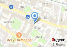 Компания «Центральный Дом Литераторов» на карте