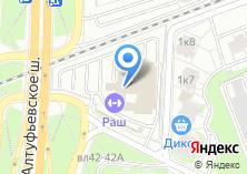 Компания «СтанкоСнаб» на карте