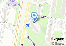 Компания «Нексит Логистик» на карте