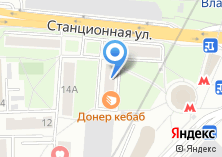 Компания «Архип Т» на карте