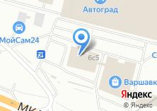 Компания «Мосвыкуп» на карте