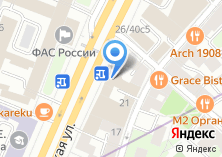 Компания «Россия XXI» на карте