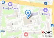 Компания «АГЕНТСТВО НЕЗАВИСИМОЙ ОЦЕНКИ ГОЛОВАНОВА И К» на карте