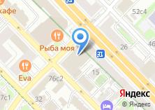 Компания «Банкомат Банк Санкт-Петербург» на карте