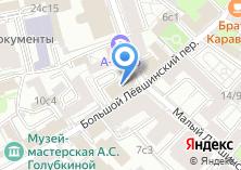 Компания «Крымский Вал-М» на карте