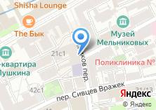Компания «Плотников-21» на карте