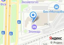 Компания «Воздухоплаватели» на карте