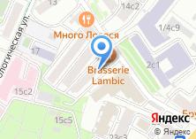 Компания «Реноме» на карте