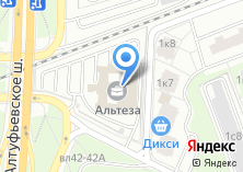 Компания «Ви-эдженси» на карте