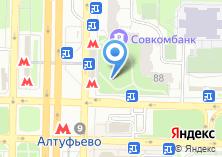 Компания «Компьютерный мастер Москва.ru» на карте