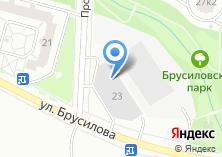 Компания «ГруЗапчасти.рф» на карте