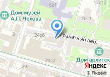 Компания «Посольство Республики Таджикистан в РФ» на карте