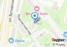 Компания «ГББ - Частное охранное предприятие» на карте