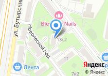 Компания «Посад-Монтаж» на карте