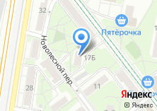 Компания «Сofemanoff» на карте