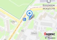 Компания «МебельПрофКомплект» на карте