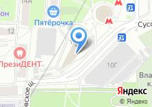 Компания «Адвокаты Москвы» на карте