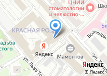 Компания «Клиника пластической хирургии Александра Соколова» на карте