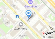 Компания «A1ринг» на карте