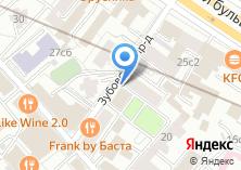 Компания «Строй-Инвест Астропат» на карте