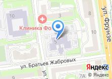 Компания «Детский сад №46 Филиппок» на карте