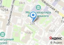 Компания «Россия-АСЕАН» на карте