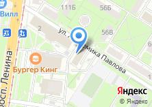 Компания «Офис-Мастер» на карте