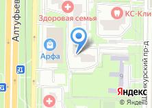 Компания «Eyekraft» на карте