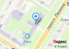 Компания «Тульский государственный университет» на карте