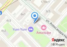 Компания «5Fit» на карте