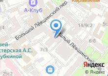 Компания «Российский кредитный центр» на карте
