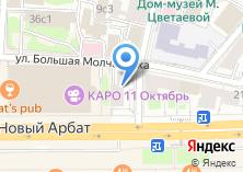 Компания «Teacupcake» на карте