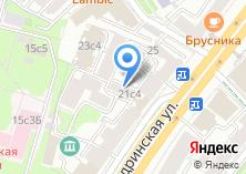 Компания «Мастерская по ремонту часов на Садовой-Кудринской» на карте