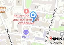 Компания «ННЦН» на карте