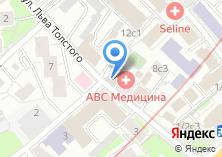 Компания «Росавтур» на карте