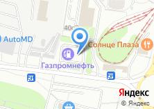 Компания «ULMART.RU» на карте