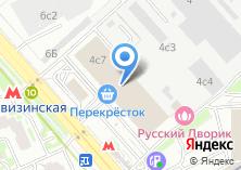Компания «Арт-проект» на карте