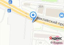 Компания «Балаклава» на карте