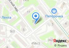 Компания «Медик Центр» на карте