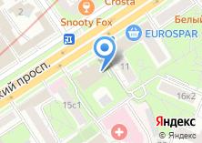 Компания «Крымский» на карте