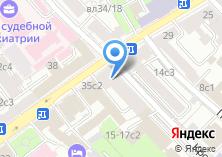 Компания «Московский детский театр марионеток» на карте