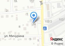 Компания «АвтоКолор71» на карте
