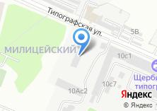 Компания «МТК-Сфера» на карте