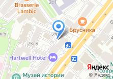 Компания «Рябинников и Партнёры» на карте