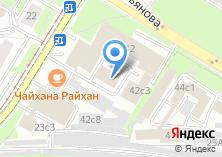 Компания «Капитель» на карте