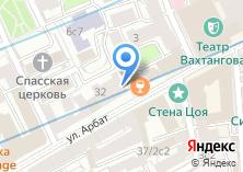 Компания «Русский сувенир» на карте