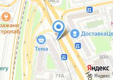 Компания «Мом» на карте