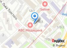 Компания «Norvica» на карте