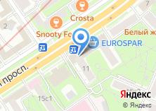 Компания «Блюз» на карте